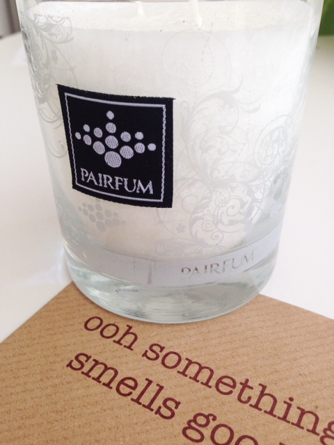 Parfums Snow Crystal Candle