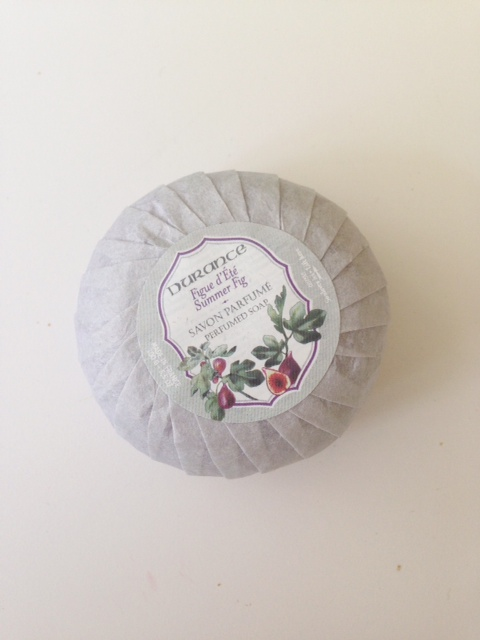 Durance Summer Fig Soap
