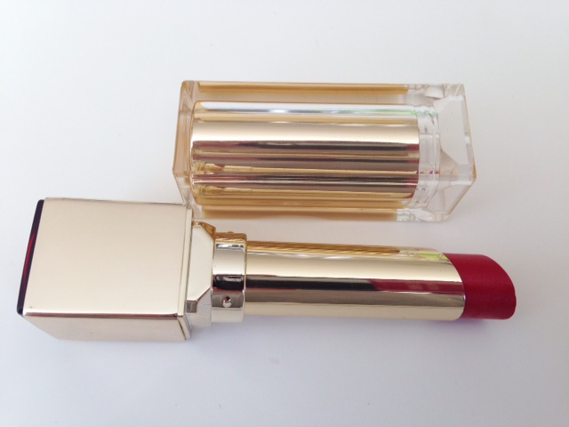 Clarins Passion Red