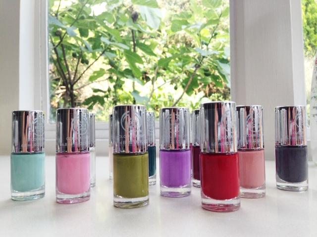 Colour Crush Nails