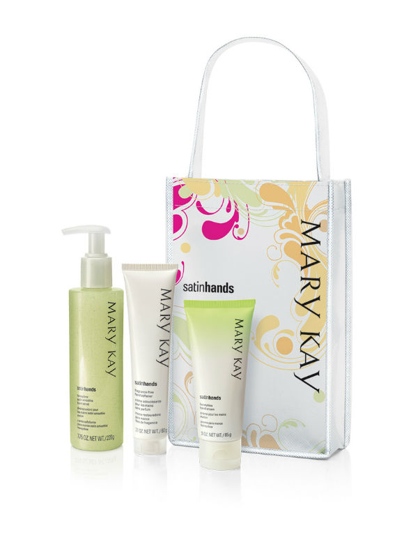 Mary Kay Satin Hands