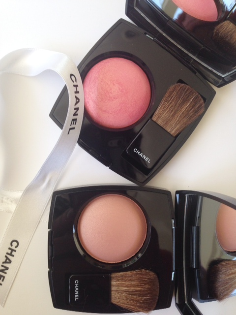 Chanel Blush in Jersey