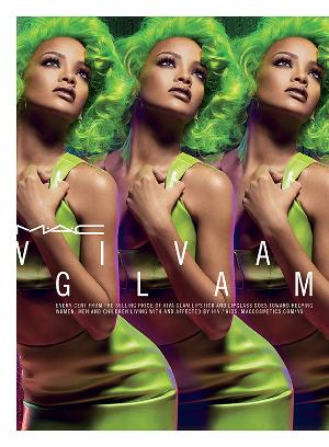 MAC Viva Glam Rihanna 2014