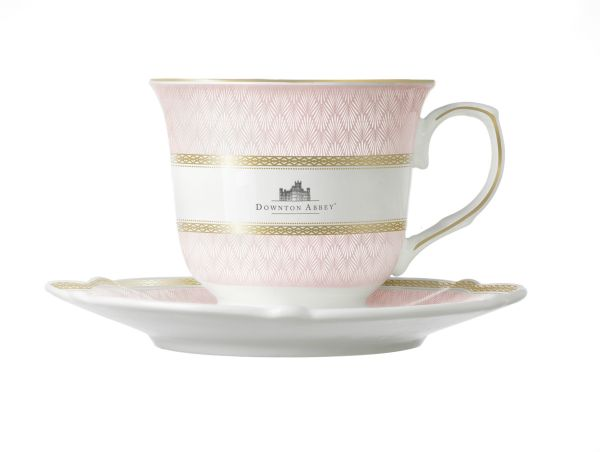 Downton Abbey Cup & Saucer
