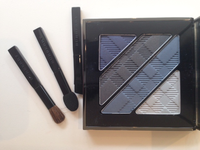 Burberry Beauty Autumn 2014 Slate Blue Palette