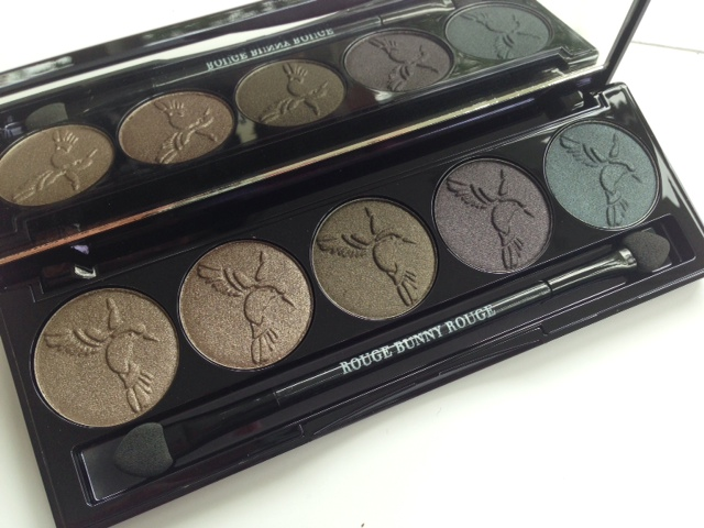Rouge Bunny Rouge Raw Garden Chronos Eye Shadow Palette