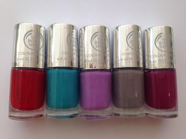 Body Shop Colour Crush