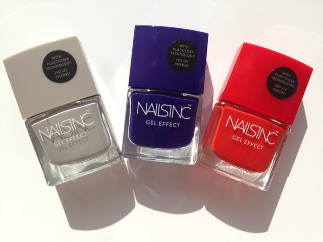 Nails Inc A/W 2014 Gel Effects