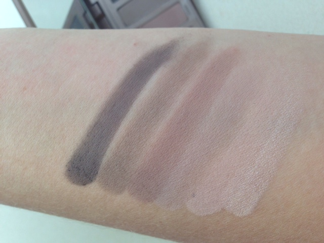 Urban Decay The Basics Palette