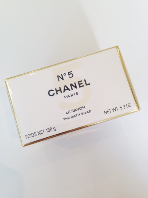 Chanel No.5 Soap