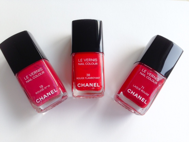 Chanel Reds