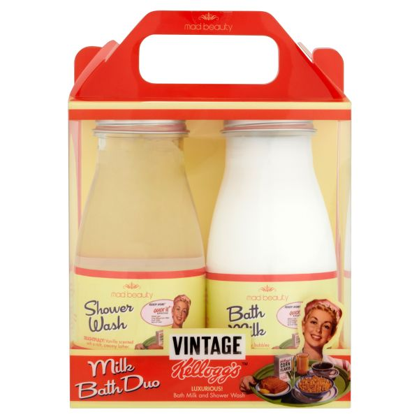 Kellogg Milk Duo