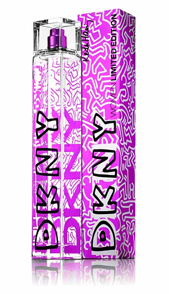 DKNY Art: Keith Haring Women's Fragrance