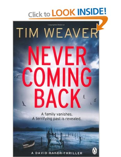 Never Coming Back Tim Weaver