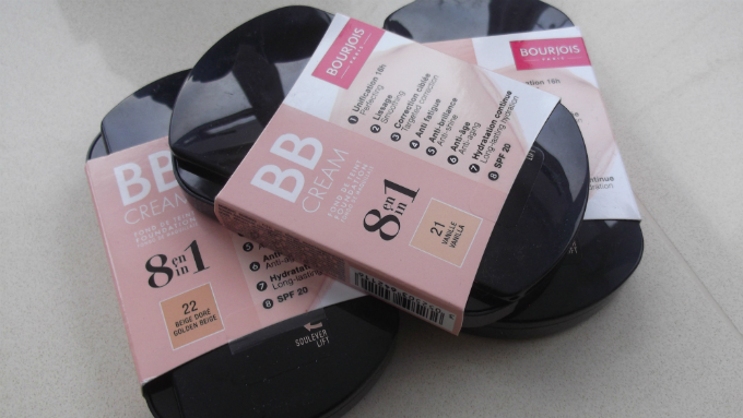 Bourjois Compact BB Cream