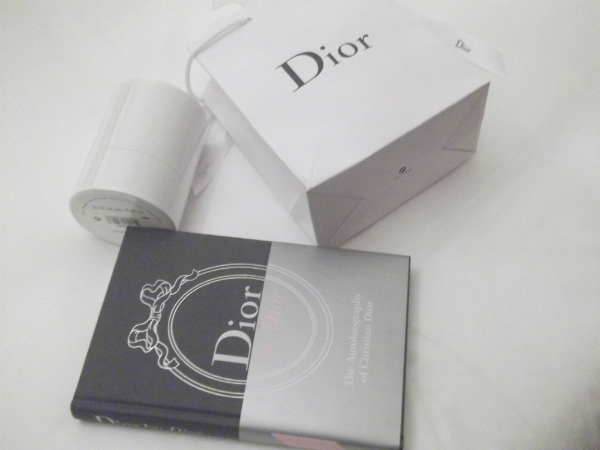 Dior 2013 Book  & Candle