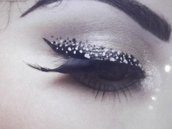 Illamasqua Precision Ink Feather Eye