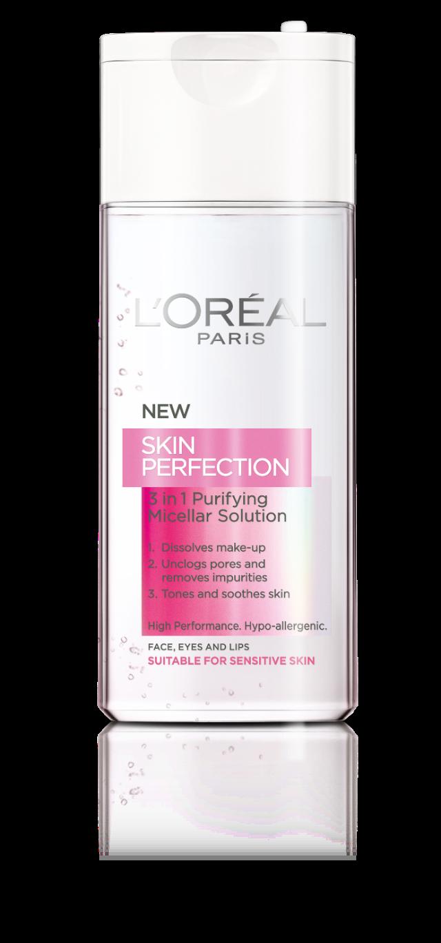 L'Oreal Paris Skin Perfection Micellar Water