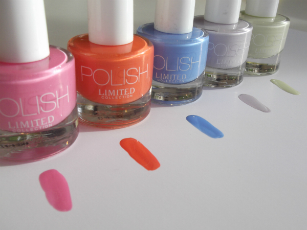 Limited Polish Spring Collection