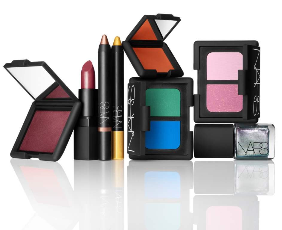 NARS Spring 2013 Color Collection group shot