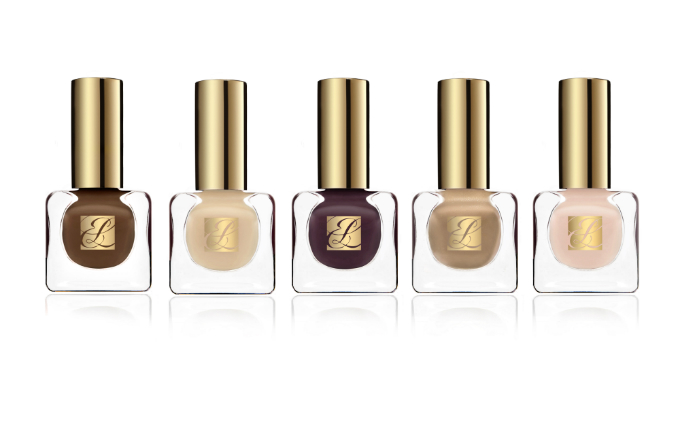 Pure Color Nail Lacquer Collection French Nudes