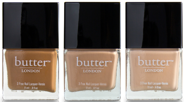 butterLONDON Starkers Collection