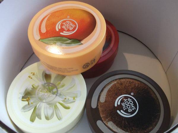 The Body Shop Cake Layer Twp