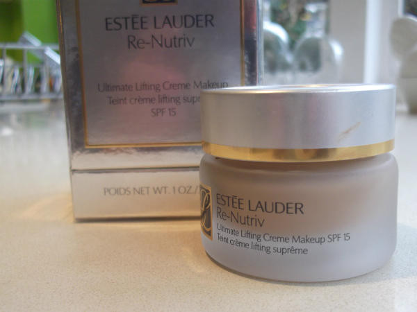 Estee lauder Re-Nutriv Lifting Foundation