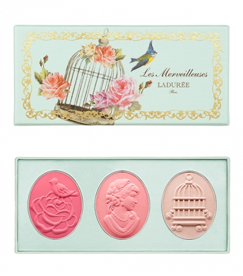 Laduree Spring Face Color Palette
