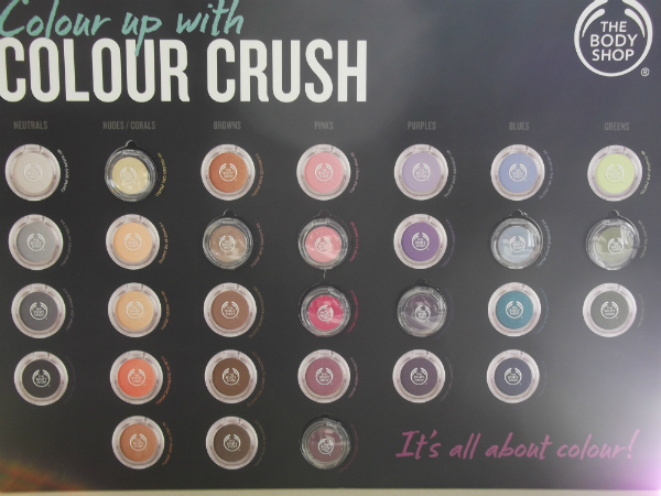 Body Shop Colour Crush
