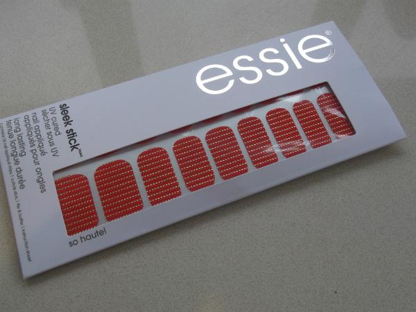 Essie Nail Wraps