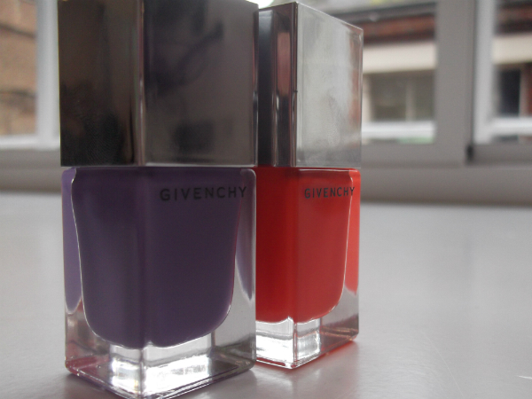 Givenchy Le Vernis Summer 2013 Limited Editions