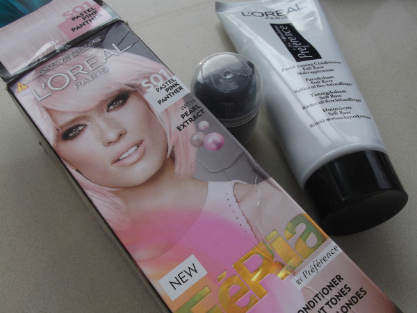 L'Oreal Paris Feria Pastel Collection by Preference