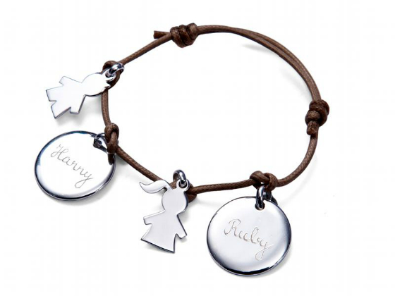 Merci Maman Mother's Day Bracelet