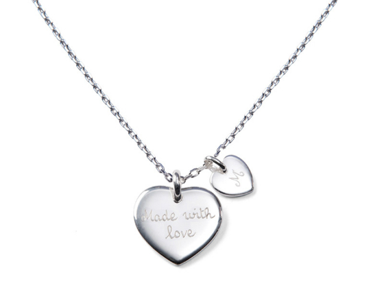 Merci Maman Mother's Day Necklace