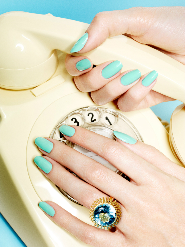 Nails Inc Spring Summer 2013 Physic Gardens