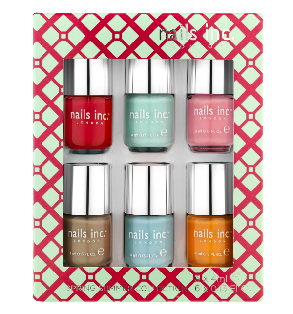 Nails Inc Spring Summer 2013 Minis