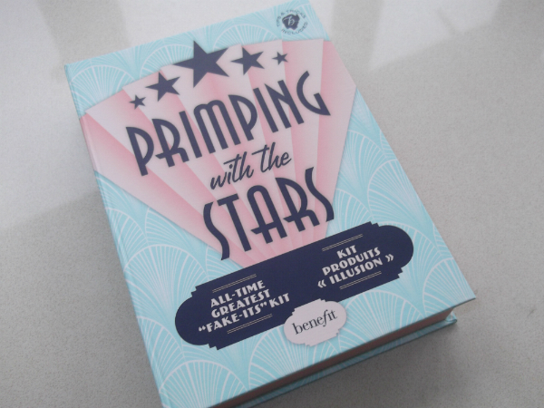 Benefit All Star Kit Primping With The Stars
