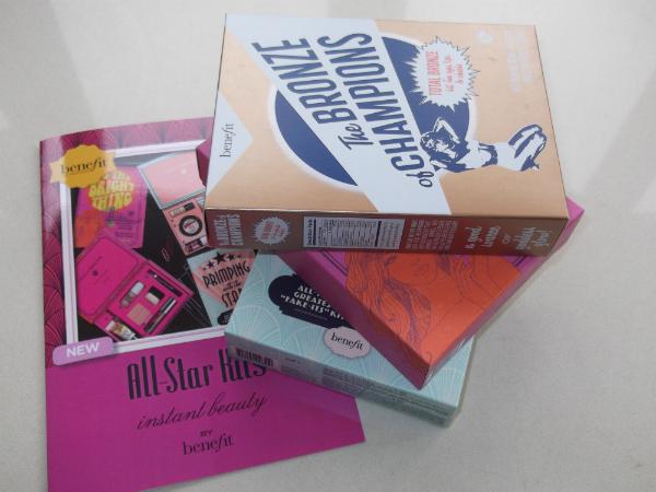 Benefit All Star Kits