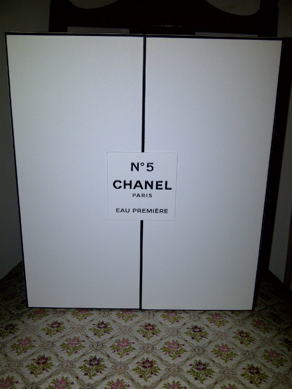 Chanel Eau Premiere Press Materials