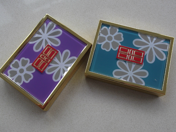 Elizabeth Arden New York In Bloom Eye Palettes Closed