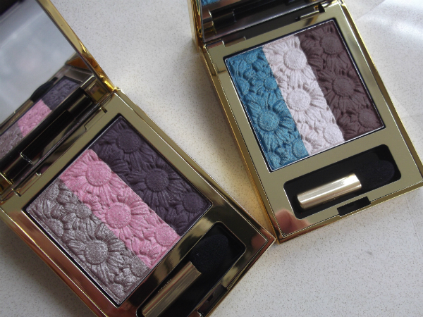 Elizabeth Arden New York In Bloom Eye Palettes Open