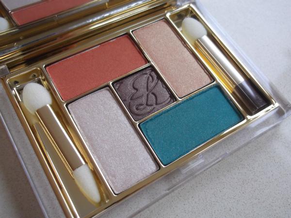 Estee Lauder Bronze Goddess 2103 Eyeshadow Palette Batik Sun