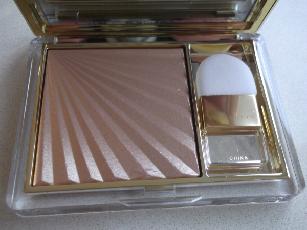 Estee Lauder Bronze Goddess 2103 Pure Color Illuminating Powder Gelee Heat Wave
