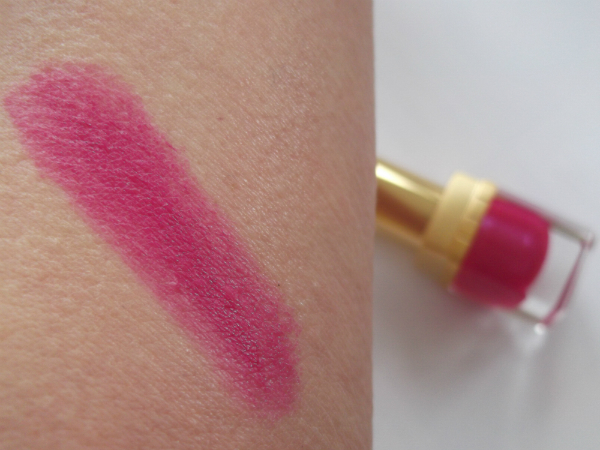 Estee Lauder Bronze Goddess 2103 Pure Color Long Lasting Lipstick in Fuchsia Fever