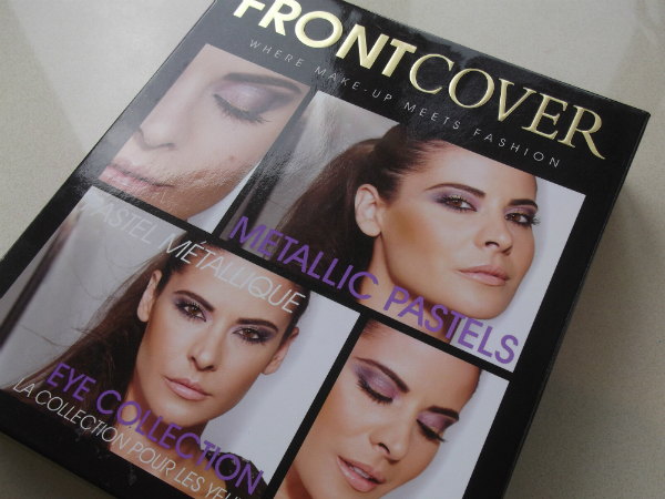 FrontCover Metallic Pastels
