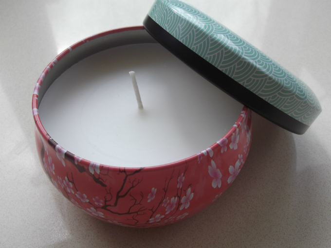 Marks and Spencer Candle
