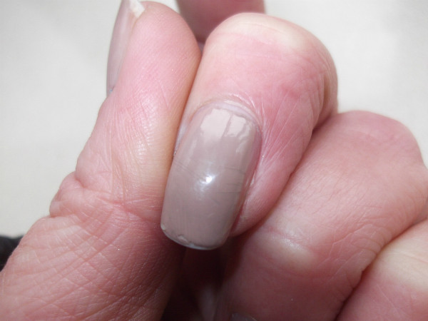 Nails Inc Top Coat Cracking
