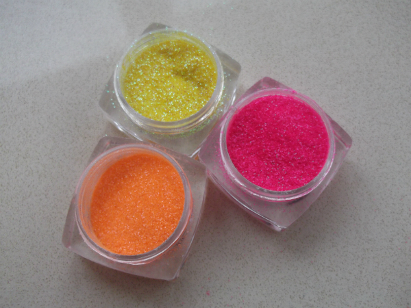 Andrea Fulerton Neon Dipping Dust Set 1