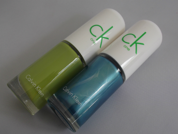CK One Scented Nail Polish